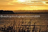 Lough Neagh Morning framed photo
