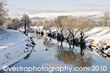 Moyola River Winter framed photo