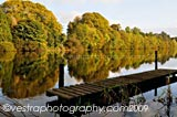 River Bann Jetty framed photo